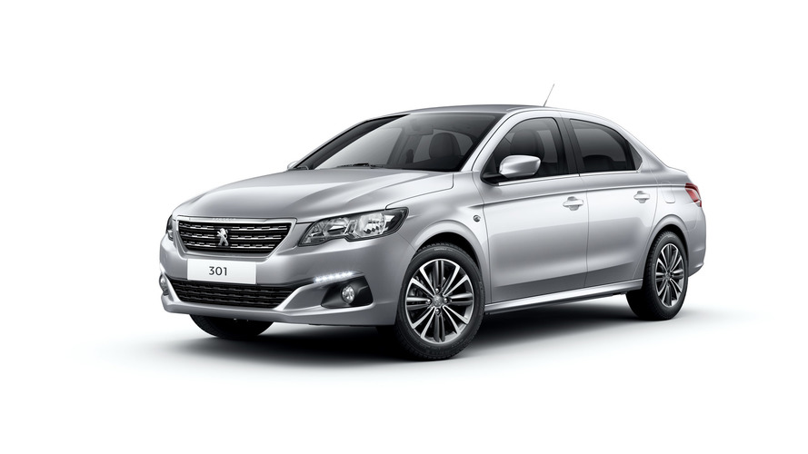 Peugeot 301 - Restylage pour la compacte tricorps