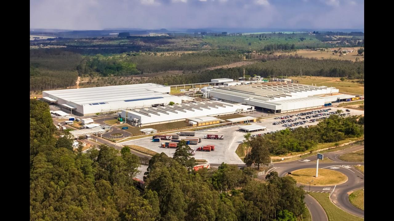 Fábrica da Volkswagen em São Carlos chega a 10 milhões de motores em 20 anos