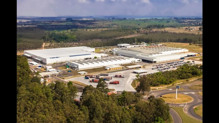VW comemora 2 milhões de motores EA211 feitos em São Carlos