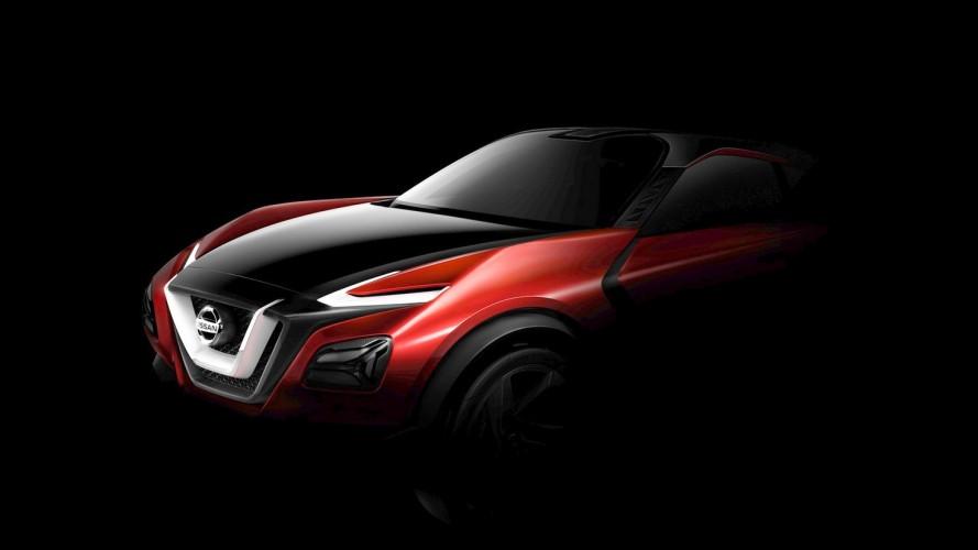 Nissan divulga imagem de crossover para Frankfurt; será o novo Juke?