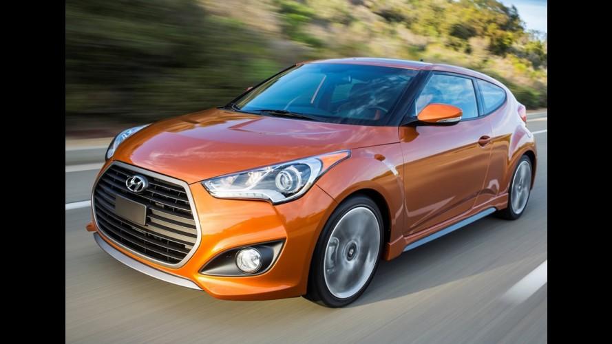 Galeria: veja os detalhes do novo Hyundai Veloster 2016