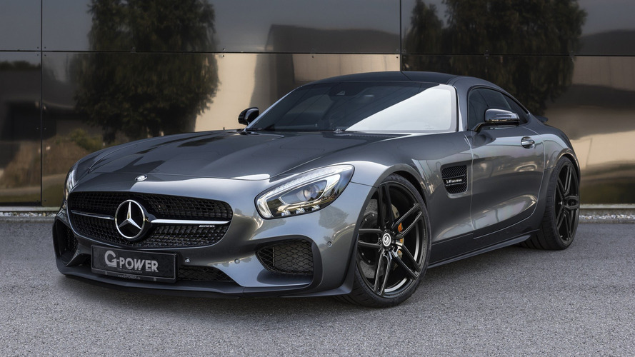 BMW tuner turns its attention to 610-hp Mercedes-AMG GT