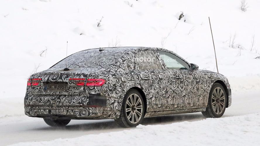 Todo lo que sabemos del Audi A8 2017