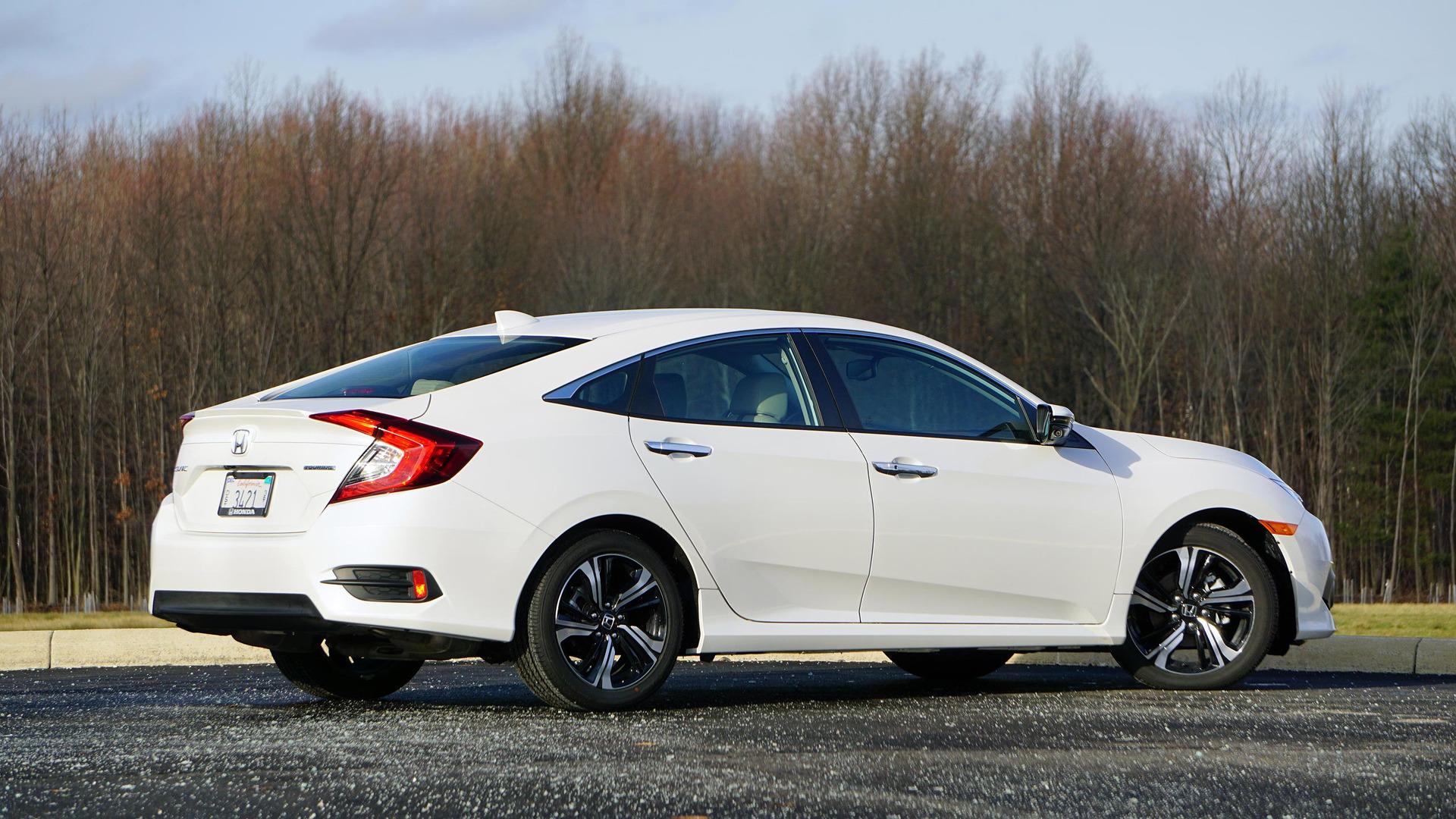2017 Honda Civic Sedan Review Tough To Beat