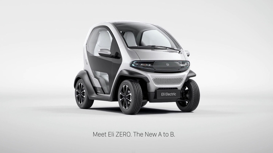 Eli Zero heading to CES with strong Renault Twizy vibe