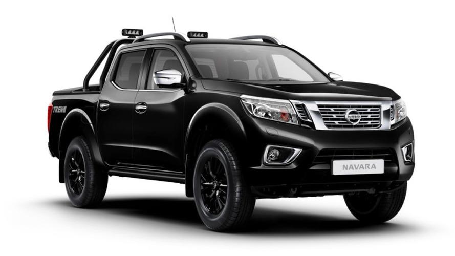 """Nissan Frontier ganha edição Trek-1º com visual """"black"""""""