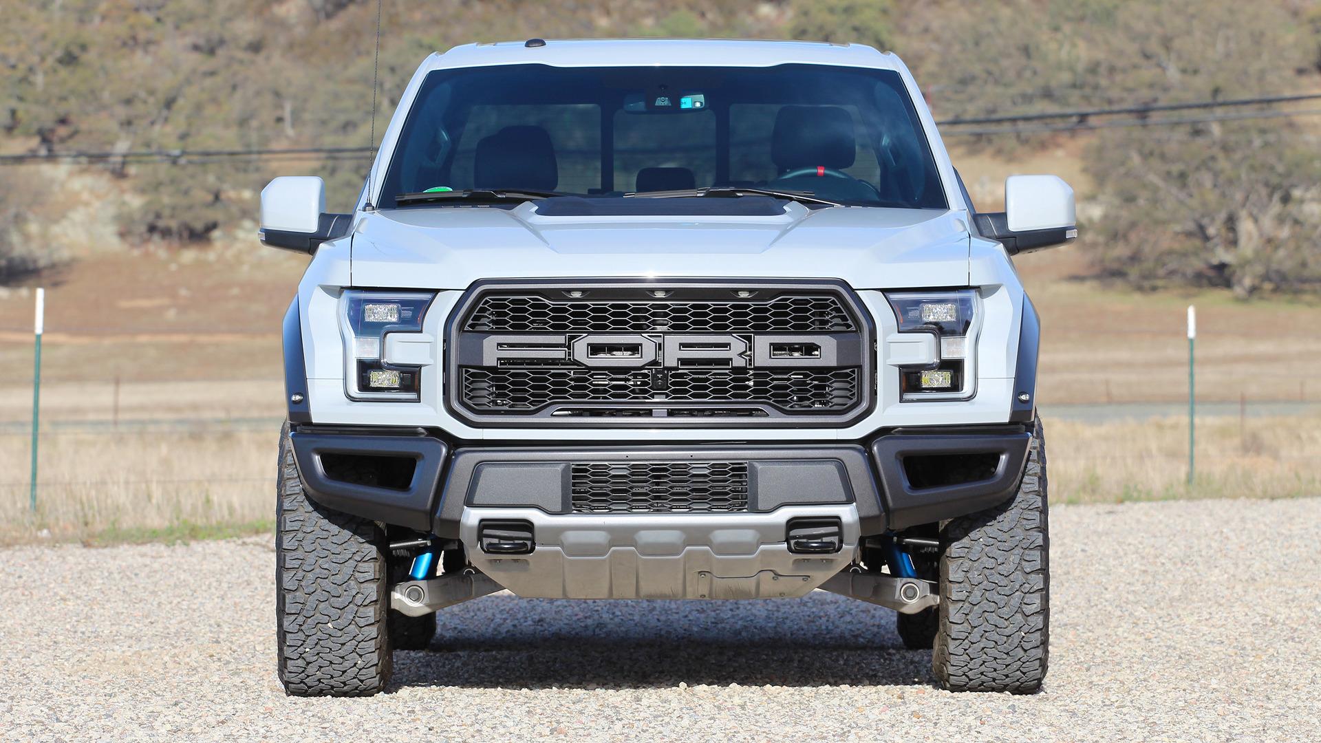 2017 F 150 Raptor >> 2017 Ford F 150 Raptor First Drive Baja Boss