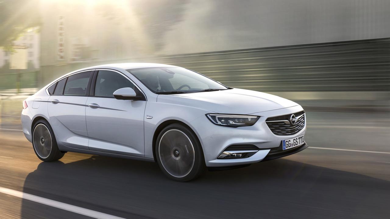 Gm Revela O Opel Insignia 2017 A 2ª Geracao Do Sucessor Do Vectra