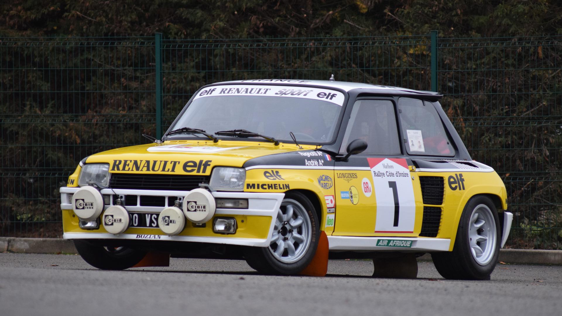 Rallye r 5