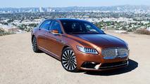 2017 Lincoln Continental: İlk Sürüş