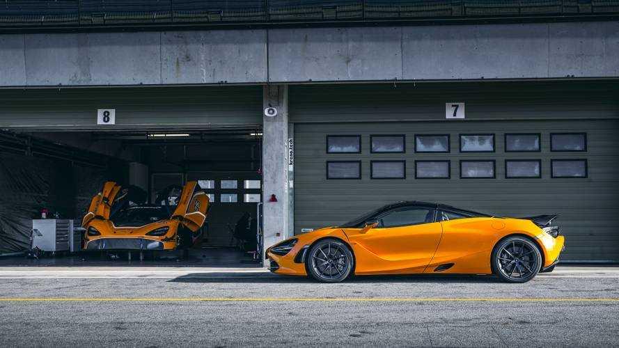 """McLaren annonce le lancement d'une """"Long Tail"""""""