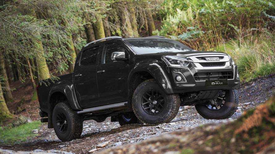 Upgraded Isuzu D-Max Arctic Trucks will cost £38,545 plus VAT