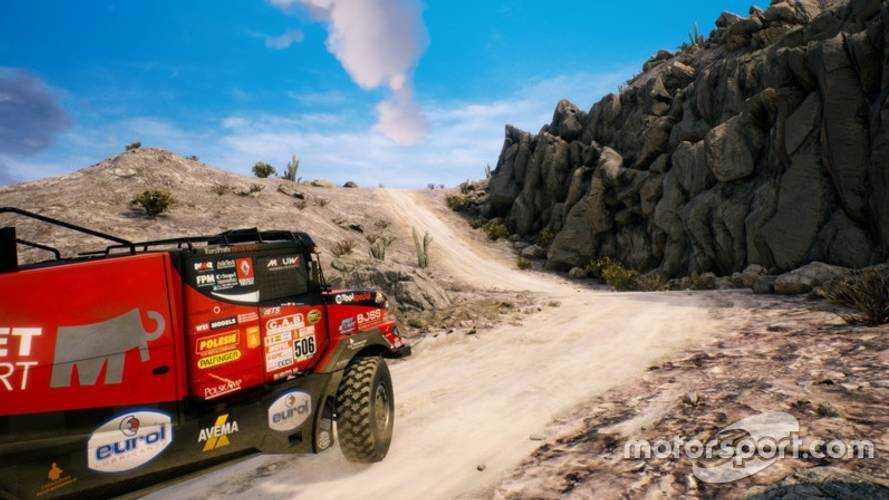 El videojuego Dakar 18 lanza una aplicación para copilotos