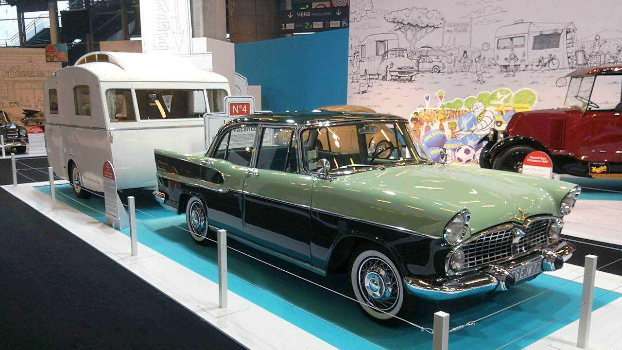 Simca Chambord (1958)