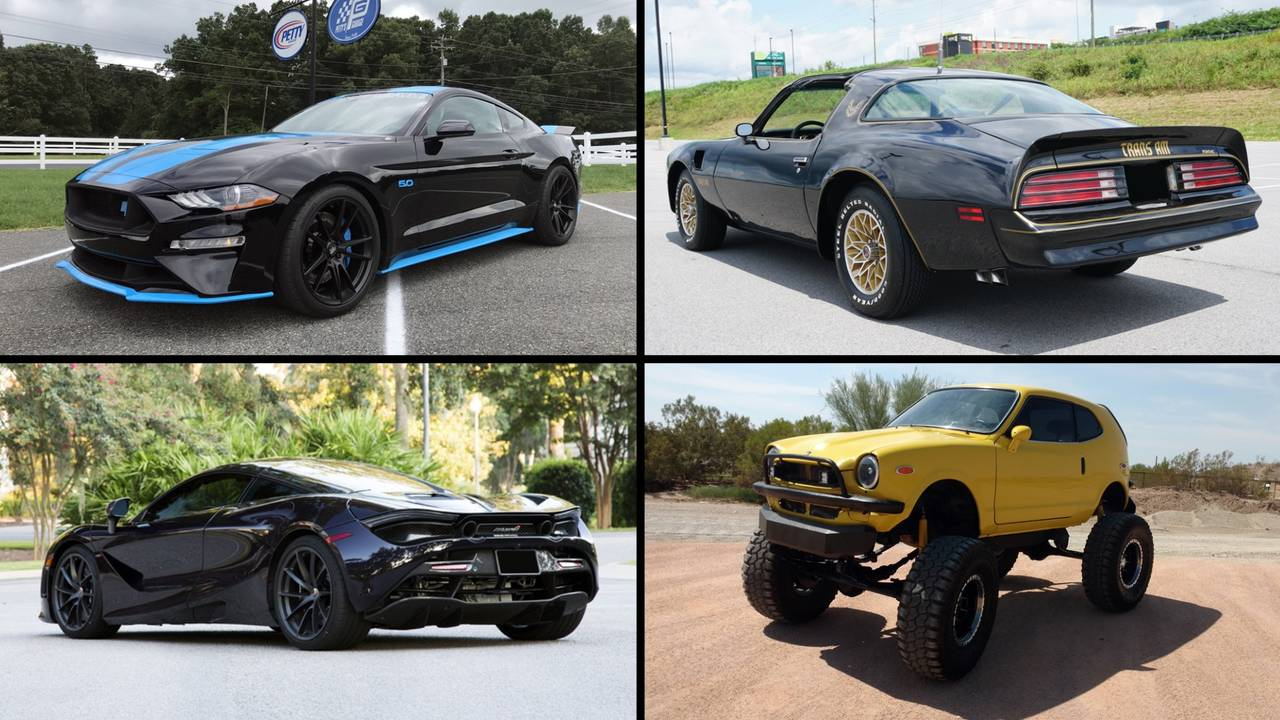 10 Crazy Cool Cars From Barrett Jackson S Sin City Auto Auction