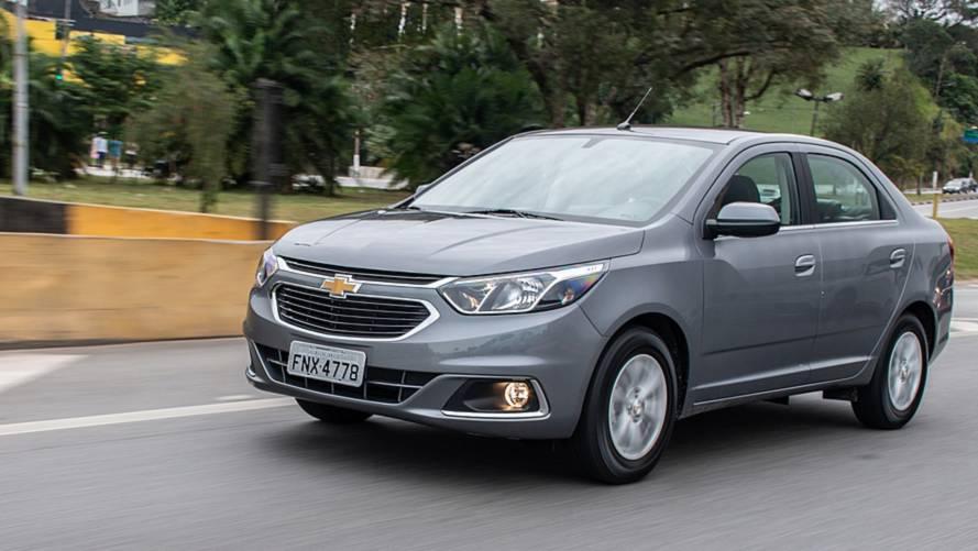 Chevrolet Cobalt 2020 fica mais caro; preços partem de R$ 68.490