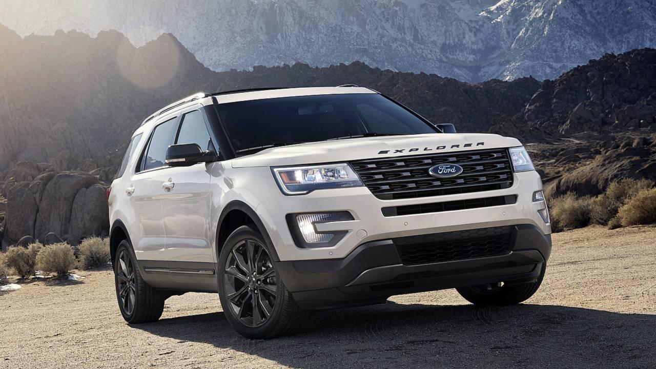 14. Ford Explorer –$3,562-$5,905