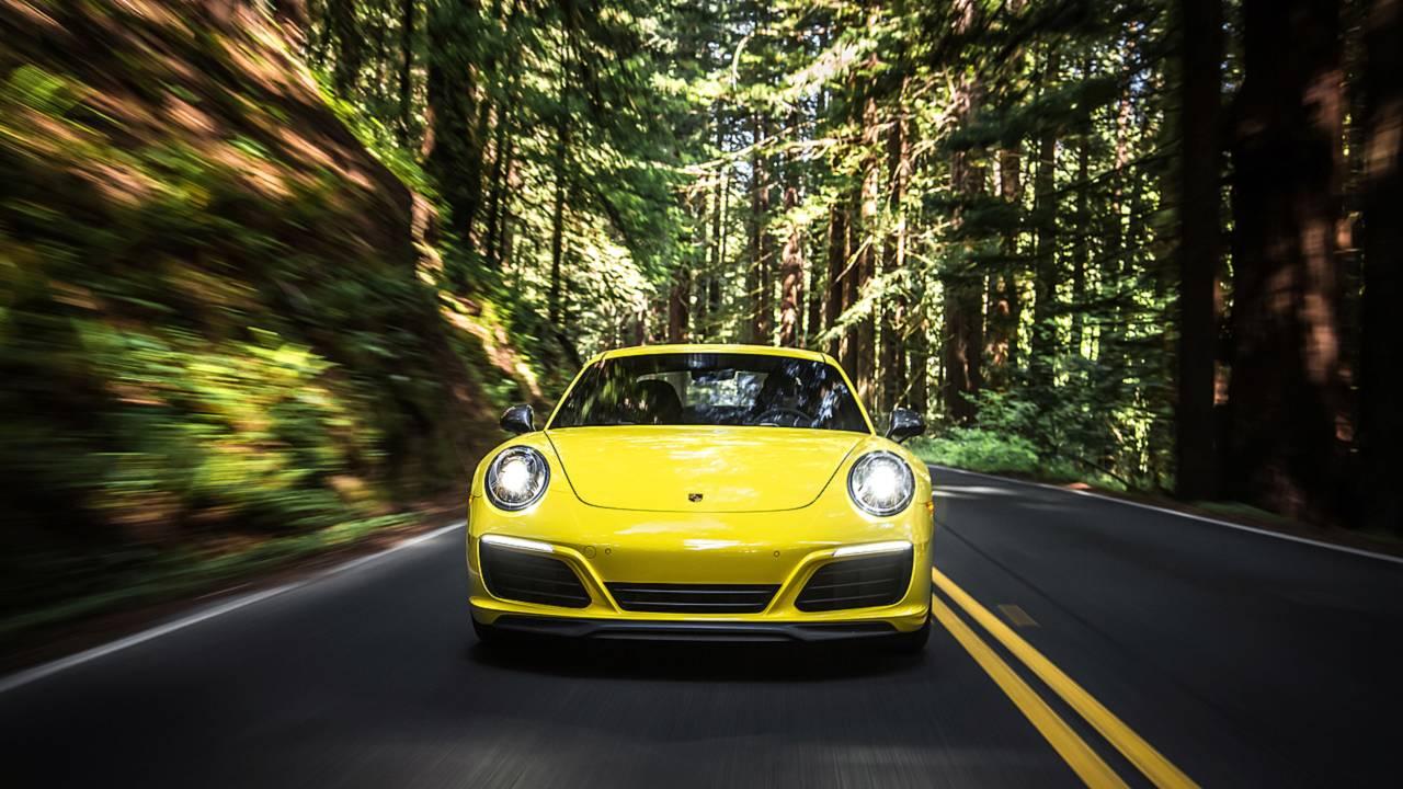 8. Porsche