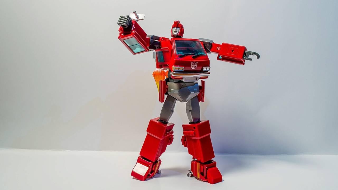 Ironhide - Robot Mode