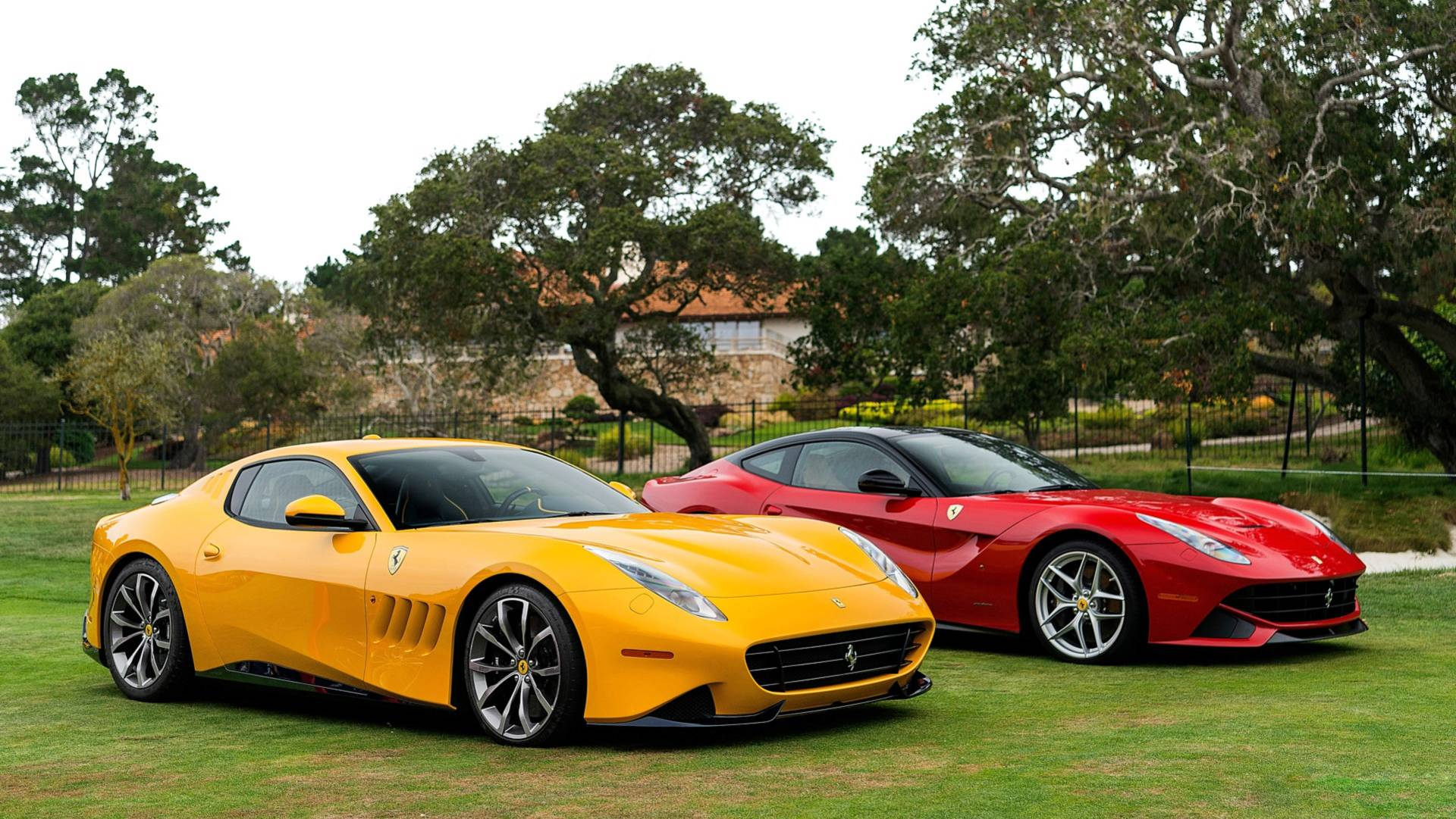 Das Sind Alle Ferrari Special Projects