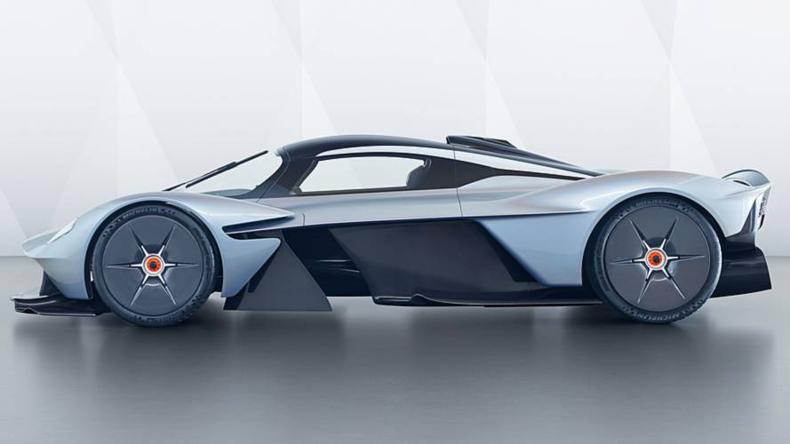 Is an Aston Martin Valkyrie being 'flipped' for profit already?