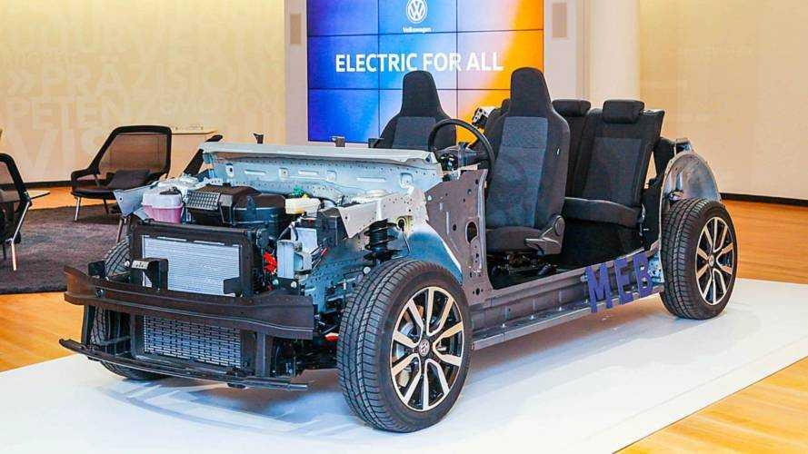 Ford, VW'nin MEB platformuyla ikinci bir model mi hazırlayacak?