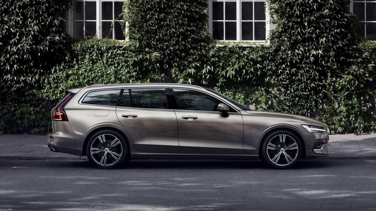 Volvo V60 2019: Erster Antrieb