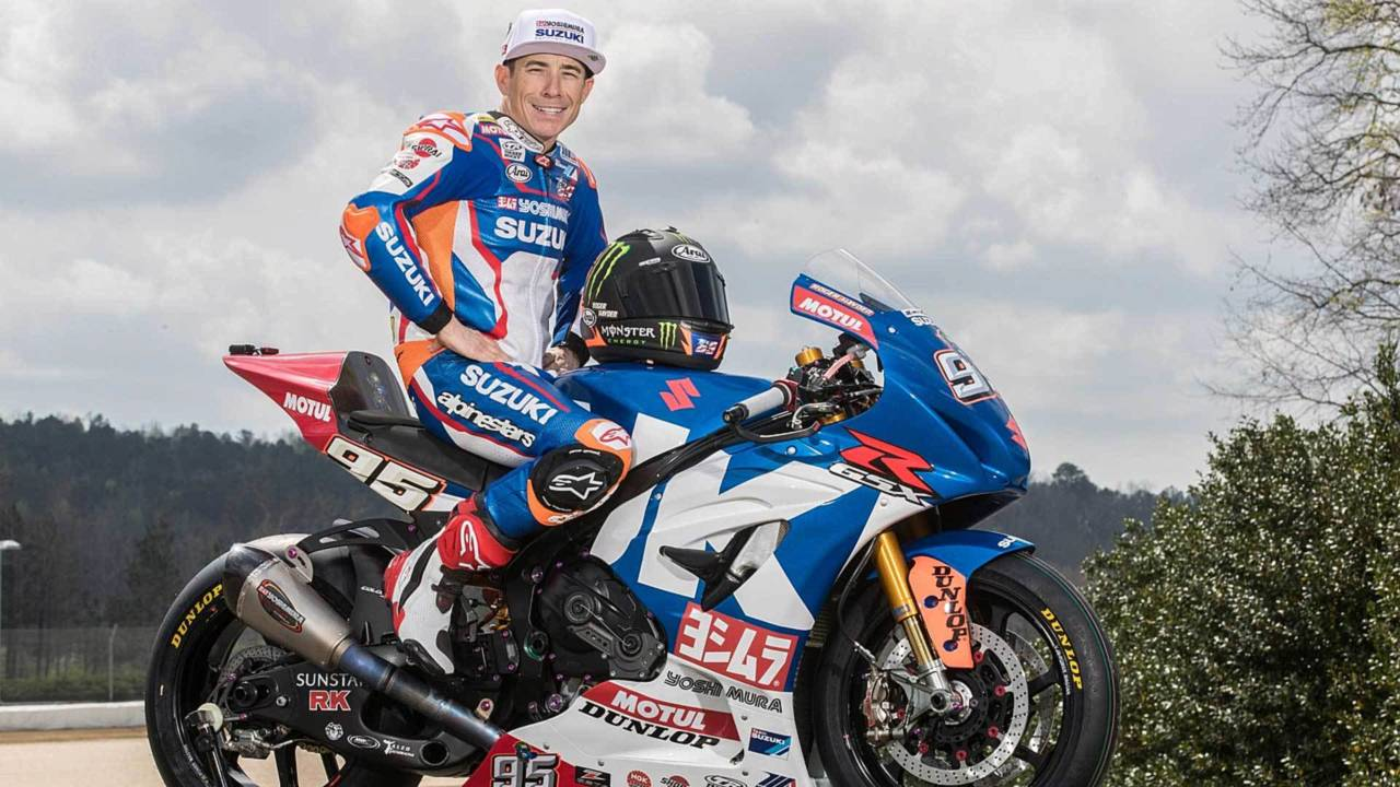 Roger Hayden Hangs Up His Leathers After 20 Years