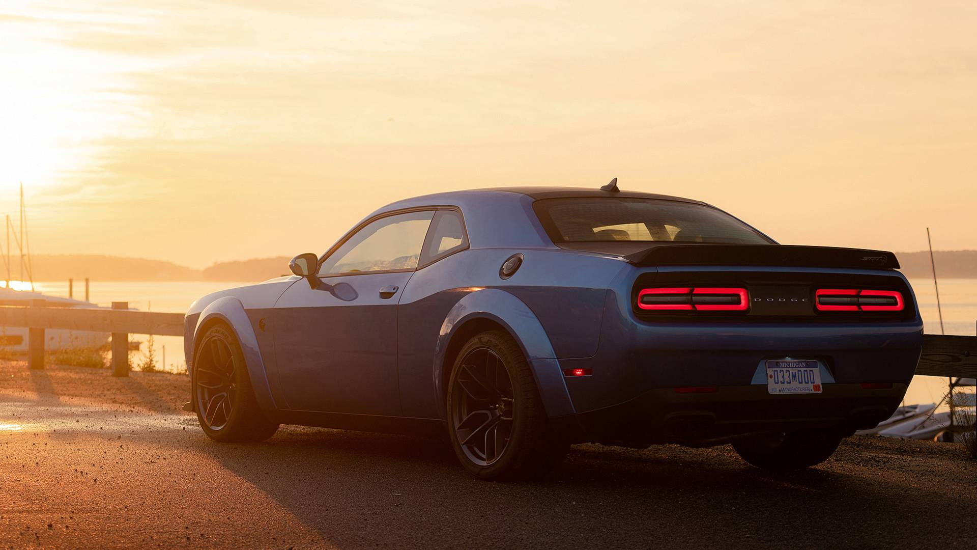 2019 Dodge Challenger Srt Hellcat Redeye Rolls Off Assembly Line