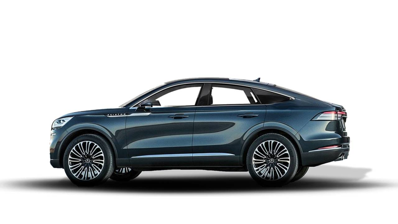 Lincoln Aviator Coupe Rendering Photo