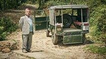 Land Rover 70. yıl kutlamalar