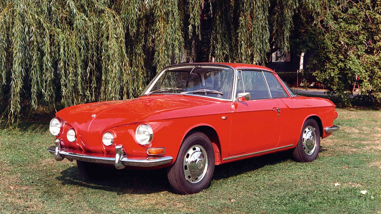 Platz 6: VW Karmann-Ghia