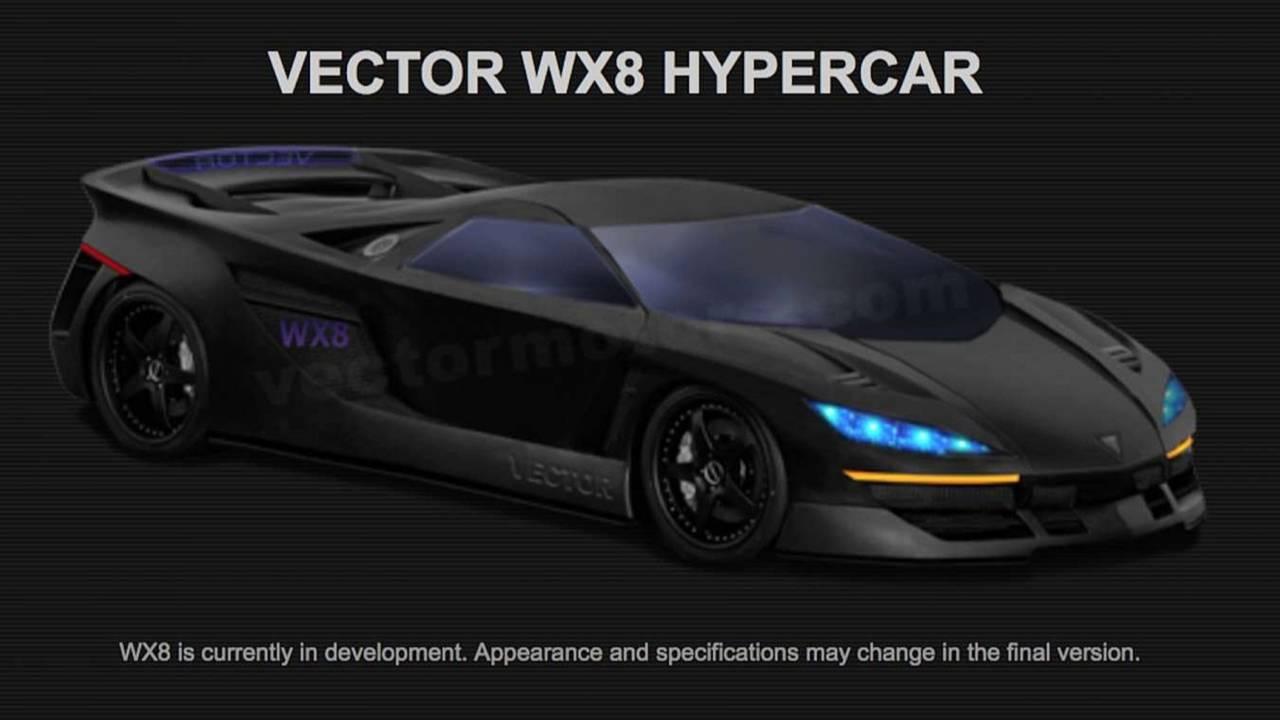 Vector WX8