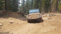 Jeep Wrangler Pickup Trail Spy Shots