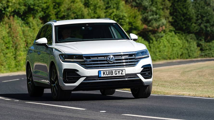What diesel slump? Volkswagen adds new engine to Touareg SUV