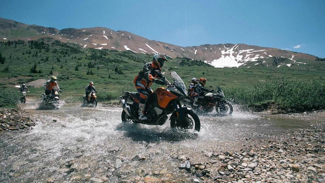 Win an African Race Experience with KTM