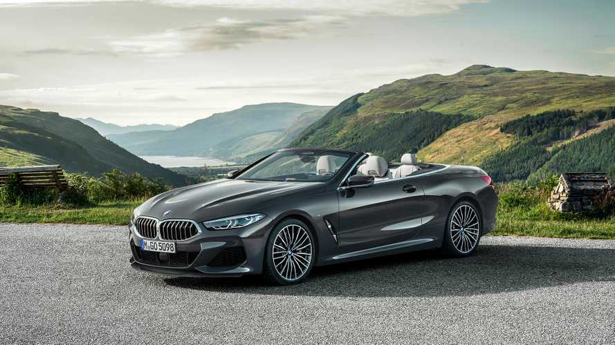 2019 BMW 8 Series Cabriolet