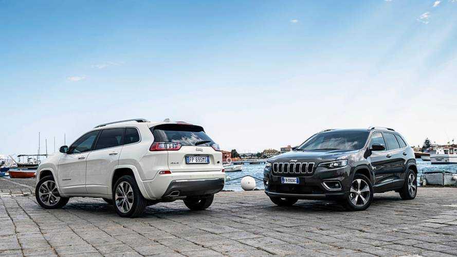 Primera prueba Jeep Cherokee 2019: pasado, presente... y mucho futuro