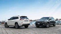 jeep cherokee 2019 primera prueba