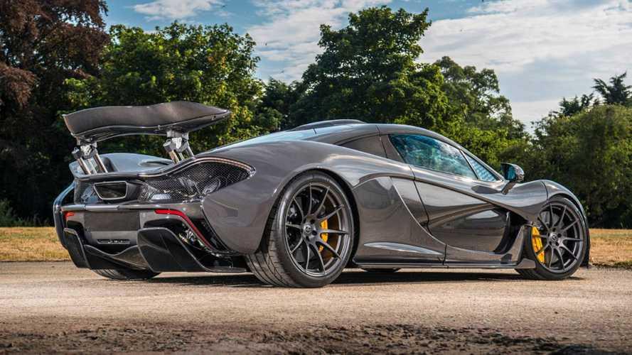 Jenson Button'ın McLaren'ine sahip olmak ister misiniz?