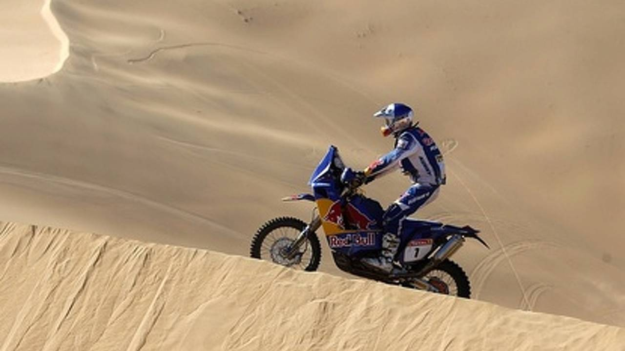 KTM quits Dakar Rally