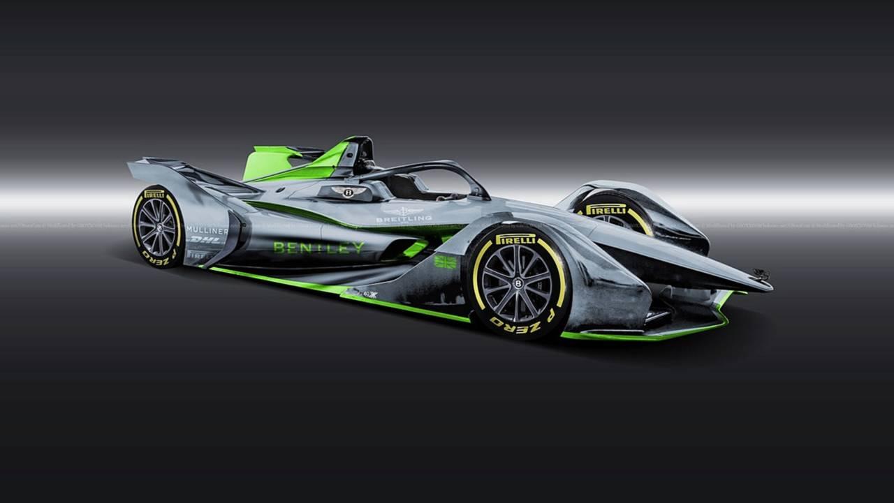 Bentley Formula E