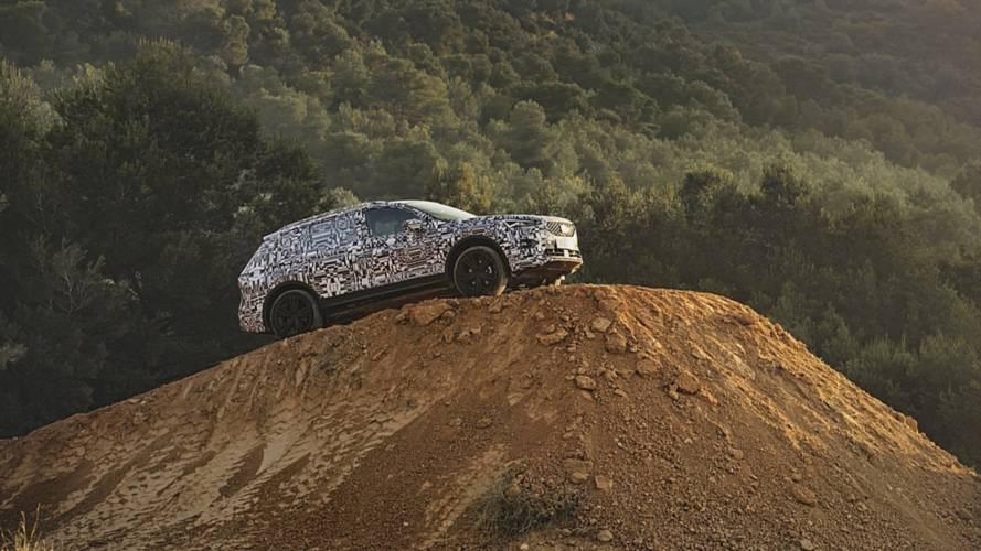 SEAT Tarraco 2019, primera prueba