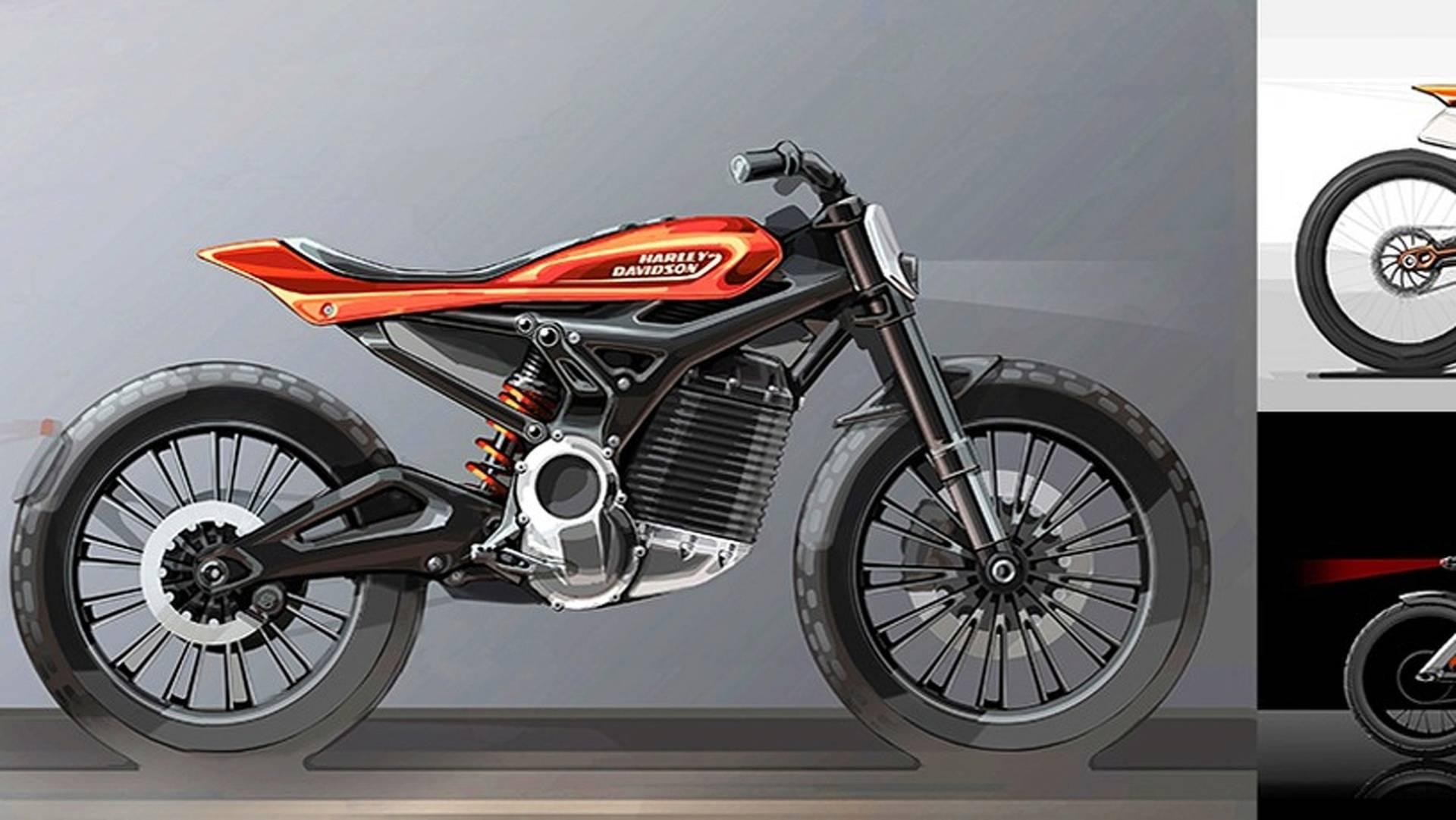 Harley-Davidson antecipa motos inéditas, incluindo big ...