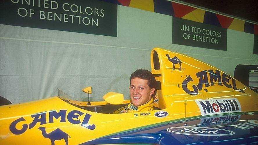 Schumachers Benetton-Deal: Als die Formel 1 zum Haifischbecken wurde