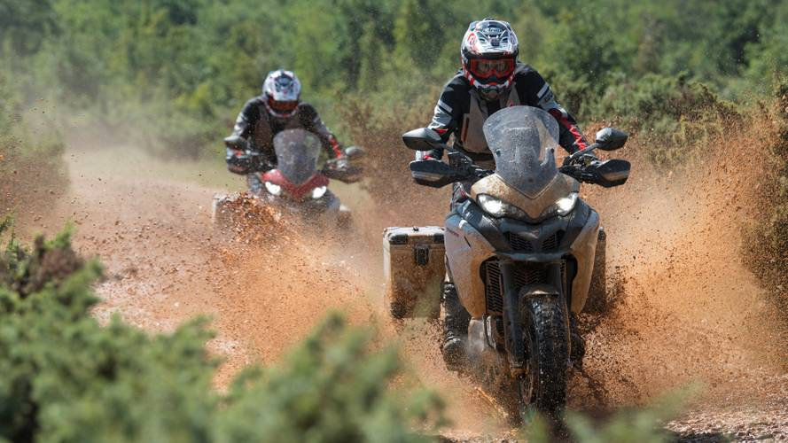 Ducati Officially Announces 2019 Multistrada 1260 Enduro