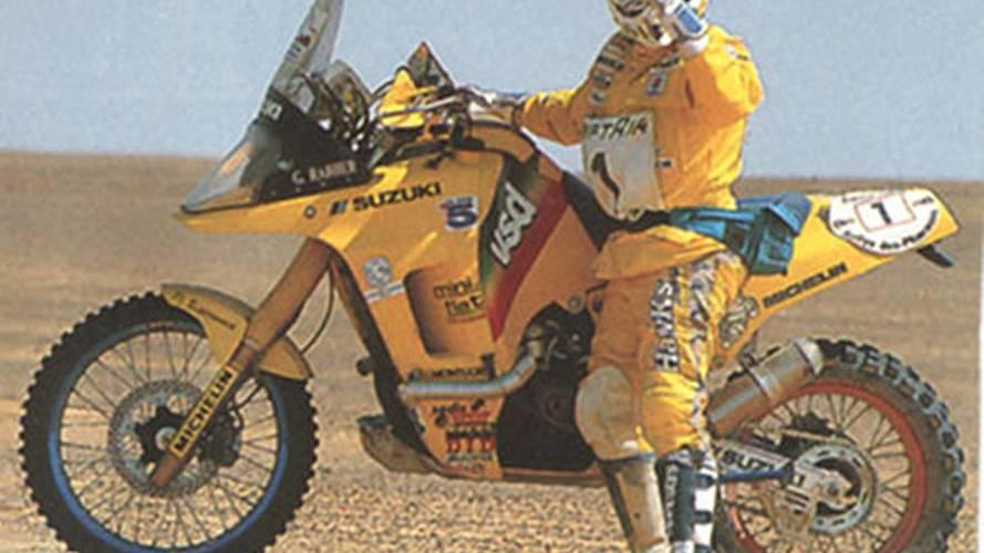 Retro: Suzuki DR Big