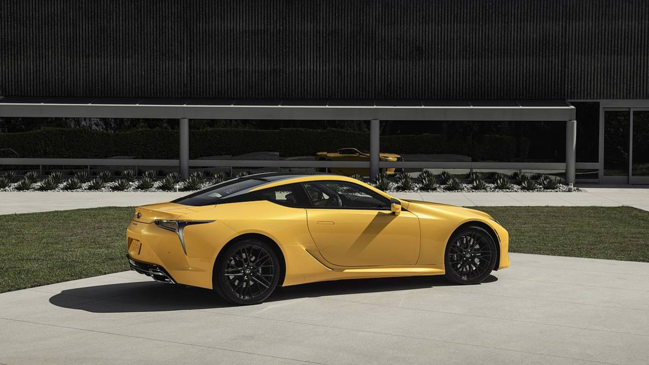 Lexus LC 500 Inspiration Concept