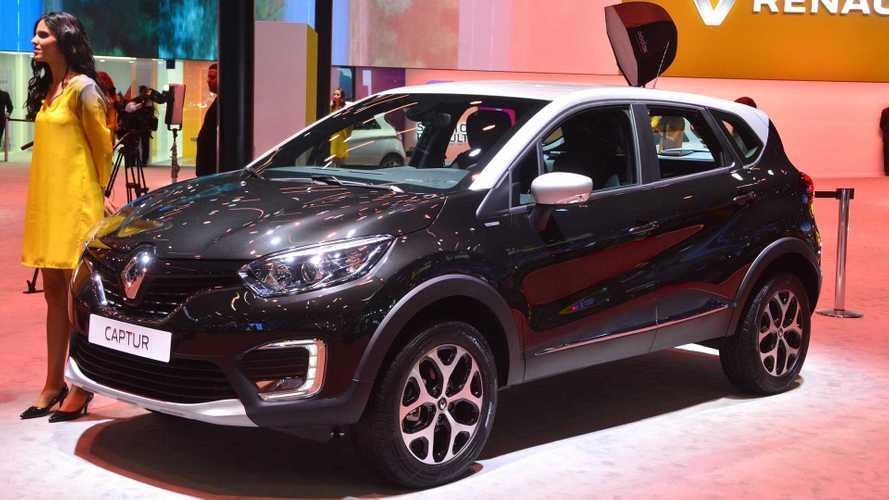Salão de SP: Renault Captur Bose estreia no 1º semestre de 2019