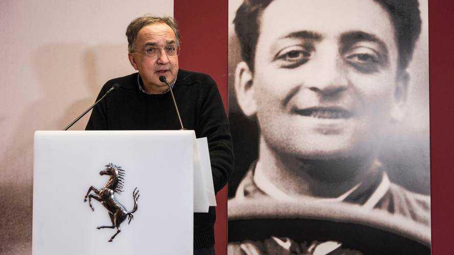 Piero Ferrari Remembers Former Ferrari CEO Sergio Marchionne